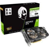 玄人志向 GF-GTX1660-E6GB/OC/DF GeForce GTX 1660搭載 PCI Express x16(3.0)対応 グラフィックボード:関西・大阪・なんば・日本橋近辺でPCをパーツ買うならTSUKUMO BTO Lab. ―NAMBA― ツクモなんば店!