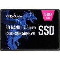 CFD販売 CSSD-S6B05GMG4VT 2.5インチ SATA 6.0Gb/s インターフェース対応 SSD CFD Selectionモデル:関西・大阪・なんば・日本橋近辺でPCをパーツ買うならTSUKUMO BTO Lab. ―NAMBA― ツクモなんば店!
