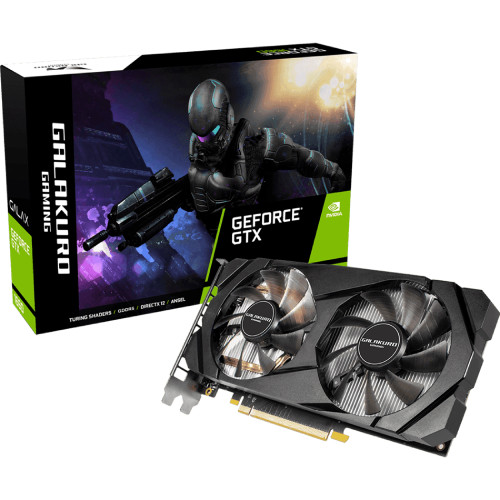 GG-GTX1660-E6GB/DF GeForce GTX 1660搭載 PCI Express x16(3.0)対応 グラフィックボード