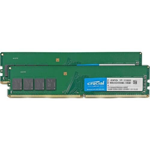 CFD販売 シーエフデー販売 W4U2666CM-16GR DDR4-2666 (PC4-21300) 32GB(16GB×2枚組) CFD Selection:関西・大阪・なんば・日本橋近辺でPCをパーツ買うならツクモ日本橋!