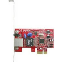 Interfaz orientada a profesionales red GigabitEthernet Junta LowProfile PCI-e para GBE-PCIe