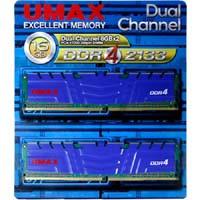 UMAX DCDDR4-2133-16GBS HS 16GB(8GB×2枚組) PC4-17000 DDR4-2133 288pin:九州・博多・天神近辺でPCをパーツ買うならツクモ福岡店!