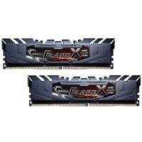 G.SKILL Flare X F4-2400C16D-16GFX Flare X (for AMD) PC4-19200 / DDR4-2400 / 16GB(8GB×2枚組) 288pin:九州・博多・天神近辺でPCをパーツ買うならツクモ福岡店!
