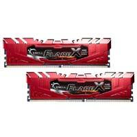 G.SKILL Flare X F4-2400C16D-16GFXR Flare X (for AMD) PC4-19200 / DDR4-2400 / 16GB(8GB×2枚組) 288pin:九州・博多・天神近辺でPCをパーツ買うならツクモ福岡店!