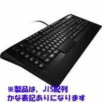 SteelSeries Apex [RAW] Gaming Keyboard 日本語版 64131