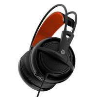 SteelSeries Siberia 200 Black (51133) Siberia V2 の快適性とサウンドを兼ね備えた ゲーミングヘッドセット:九州・博多・天神近辺でPCをパーツ買うならツクモ福岡店!