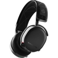 SteelSeries Arctis 7 Black (2019 Edition) 61505 7.1 Surround ワイヤレスゲーミングヘッドセット:九州・博多・天神近辺でPCをパーツ買うならツクモ福岡店!