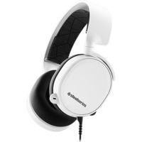 SteelSeries Arctis 3 White (2019 Edition) 61506 7.1 Surround ゲーミングヘッドセット:九州・博多・天神近辺でPCをパーツ買うならツクモ福岡店!