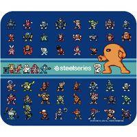 SteelSeries QcK mini Rockman Edition (63393) ゲーミングマウスパッド 「QcK」シリーズの日本限定コラボモデル:関西・大阪・なんば・日本橋近辺でPCをパーツ買うならTSUKUMO BTO Lab. ―NAMBA― ツクモなんば店!