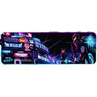 SteelSeries Qck Prism XL Neon Rider Edition RGB LED搭載ゲーミングマウスパッド ハードタイプ:関西・大阪・なんば・日本橋近辺でPCをパーツ買うならツクモ日本橋!