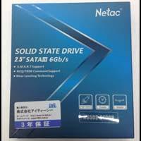 N550S240G 東芝製NAND採用の240GB SSD!