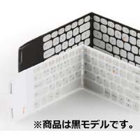 その他 WooRin Wekey Pocket Keyboard PN-301(BK) 黒モデル 折りたたみ式ポケットサイズの薄型・軽量Bluetoothキーボード:九州・博多・天神近辺でPCをパーツ買うならツクモ福岡店!