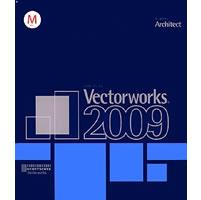 【クリックで詳細表示】Vectorworks Architect 2009J スタンドアロン版 基本パッケージ Macintosh 《送料無料》