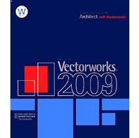 【クリックで詳細表示】Vectorworks Architect with Renderworks 2009J スタンドアロン版 基本パッケージ Windows 《送料無料》