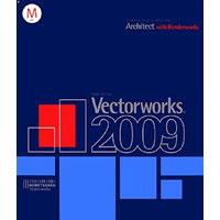 【クリックで詳細表示】Vectorworks Architect with Renderworks 2009J スタンドアロン版 基本パッケージ Macintosh 《送料無料》