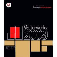 【クリックで詳細表示】Vectorworks Designer with Renderworks 2009J スタンドアロン版 基本パッケージ Macintosh 《送料無料》