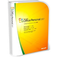 Microsoft Office Personal 2007