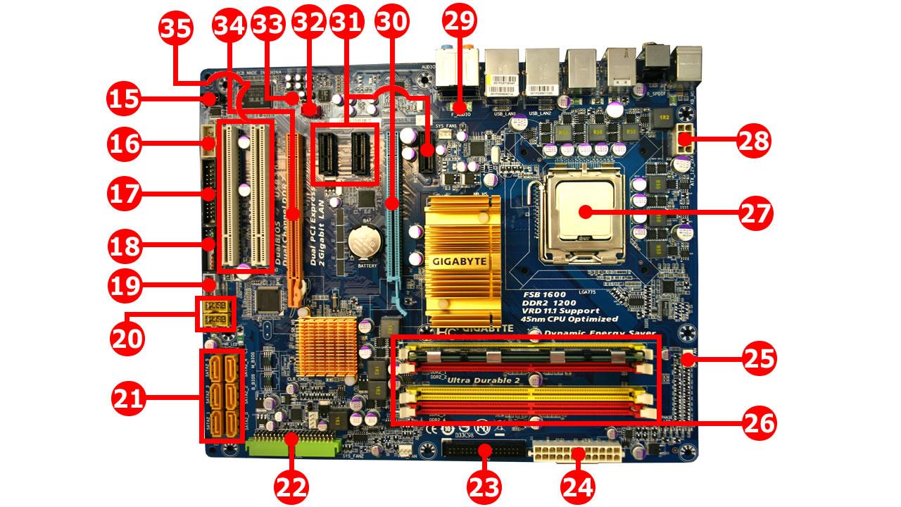 徹底解剖! 知って得する<b>マザーボード</b>特集 第29弾 - パソコンとPC <b>...</b>