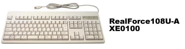 RealForce108U-A XE0100