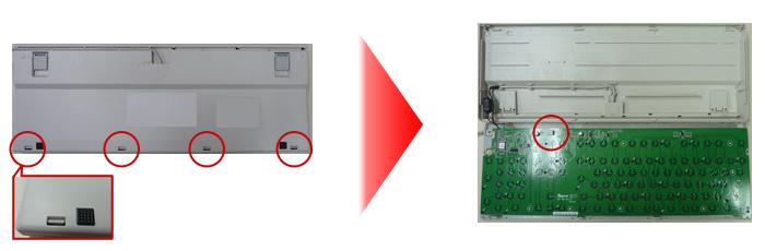 DIPスイッチ採用モデル