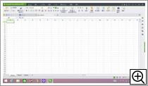 KINGSOFT Office 表計算ソフト