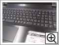 N1760Jシリーズ キーボード(LED消灯)