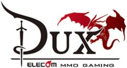 DUX(ドゥクス) ロゴ