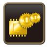 最大5つのプロファイル登録可能なメモリ搭載