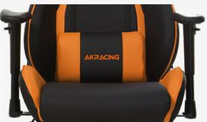 ランバーサポート(AKRacing)