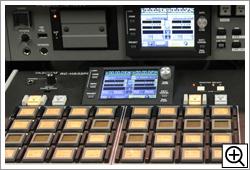 業務用機器で培われた高音質オーディオ回路