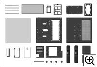 Dismantlable Modular Design