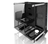 Mini-ITXオープンフレームケース「Core P1 TG」