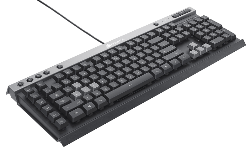 Raptor K40 Gaming Keyboard 俯瞰①