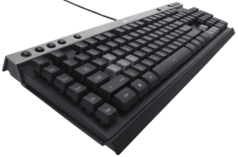 Raptor K40 Gaming Keyboard 俯瞰②