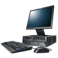 【クリックで詳細表示】ThinkCetre A61e & ThinkVision L151モニターセット 《送料無料》