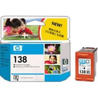 【クリックでお店のこの商品のページへ】HP 138 プリントカートリッジ フォトカラー C9369HJ 《送料無料》