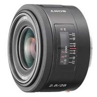 【クリックでお店のこの商品のページへ】SONY28mm F2.8 (SAL28F28) 《送料無料》