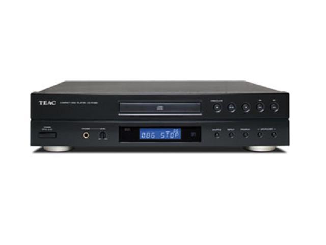 【クリックでお店のこの商品のページへ】TEAC CDプレーヤー CD-P1260 《送料無料》