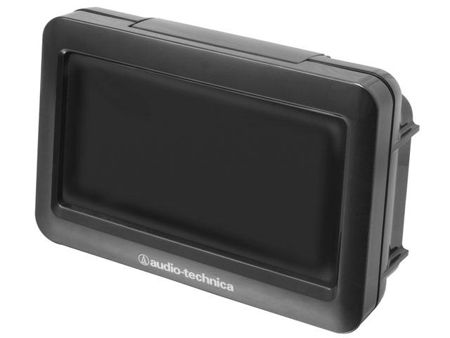 【クリックで詳細表示】audio-technica コンパクトスピーカー AT-SPP40W BK 《送料無料》