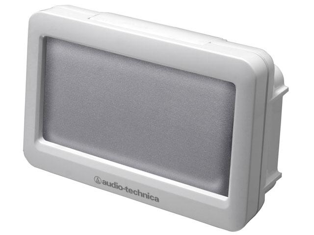 【クリックで詳細表示】audio-technica コンパクトスピーカー AT-SPP40W WH