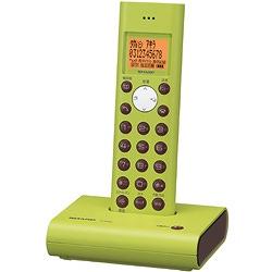 【クリックで詳細表示】SHARP デジタルコードレス電話機 JD-S05CL-G 《送料無料》