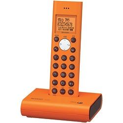 【クリックで詳細表示】SHARP デジタルコードレス電話機 JD-S05CL-D 《送料無料》