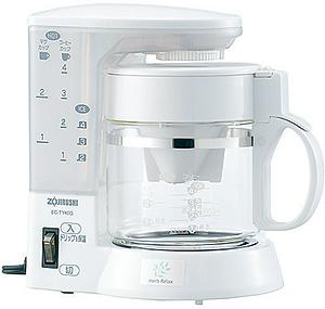 【クリックでお店のこの商品のページへ】ZOJIRUSHI コーヒーメーカー EC-TY40G