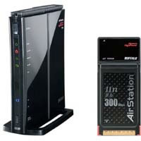 【クリックで詳細表示】AirStation NFINITI HighPower Giga WZR-HP-G300NH/P