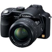 【クリックで詳細表示】LUMIX DMC-FZ50 ブラック