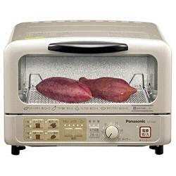 【クリックでお店のこの商品のページへ】Panasonic オーブントースター NT-T59P-N 《送料無料》