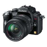 【クリックで詳細表示】LUMIX DMC-GH1K-K (コンフォートブラック) 《送料無料》