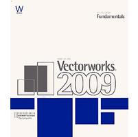【クリックで詳細表示】Vectorworks Fundamentals 2009J スタンドアロン版 基本パッケージ Windows 《送料無料》