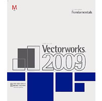 【クリックで詳細表示】Vectorworks Fundamentals 2009J スタンドアロン版 基本パッケージ Macintosh 《送料無料》