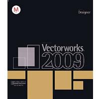 【クリックで詳細表示】Vectorworks Designer 2009J スタンドアロン版 基本パッケージ Macintosh 《送料無料》
